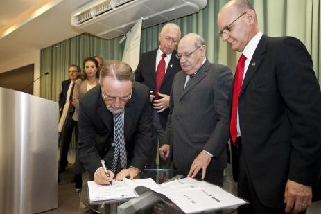 Lançado na FIESC, programa oferece crédito para a inovação no Sul do Brasil